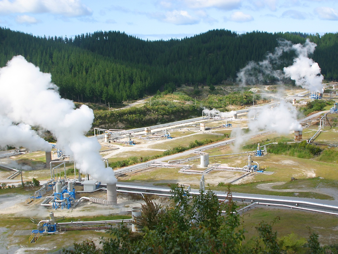 Learn about Geothermal Energy and other alternative energy sources ...